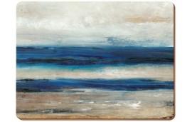 Blue Abstract Podkładki (4) 40x29cm
