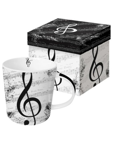 I Love Music - kubek 350 ml
