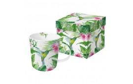 Tropical Kubek w pudełku Hummingbird 350ml