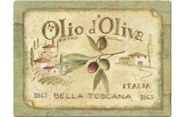 Olio d'Oliva Podkładki (4) 40x29x2 cm