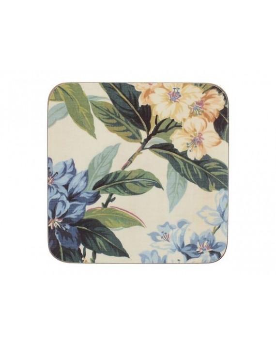Trad. floral Podkładki (6) 10.5x10.5cm