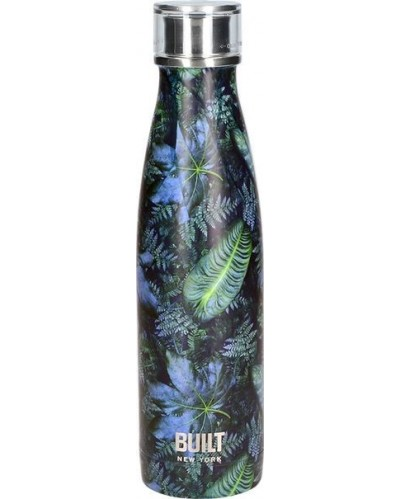 Built Butelka termiczna Dark tropics 500ml
