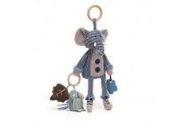 Słoń Cordy, zabawka aktywna 28cm