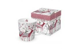 Scandic Christmas Kubek w pudełku